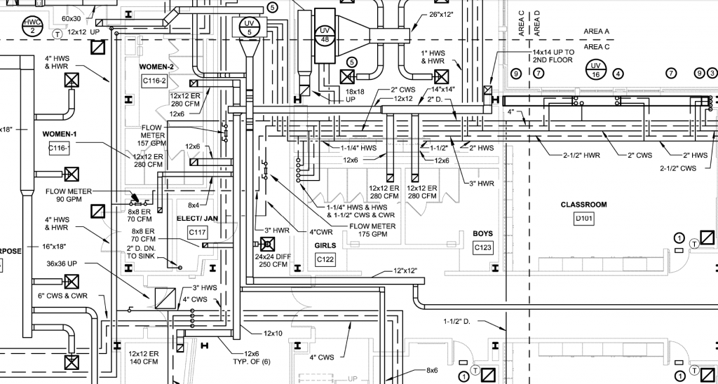 awesome plumbing blueprints 17 pictures