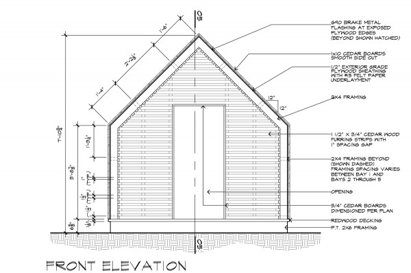 Front Elevation Oblique Drawing : Cad d bim drafting outsourcing services i am an