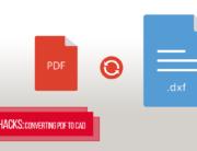 PDF-to-CAD-file-conversion